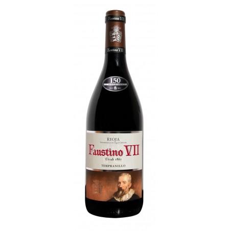Vino Faustino VII Joven