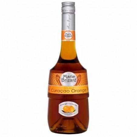 Licor Curacao Dulce Orange Marie Brizard 0.70 cl. 30º