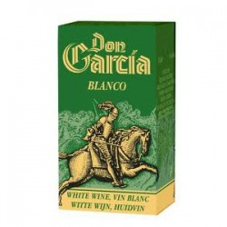 Vino Don Garcia Blanco Brit