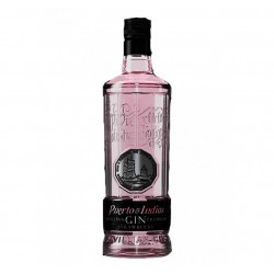 Ginebra Puerto de Indias Strawberry Fresa  0,70 cl.