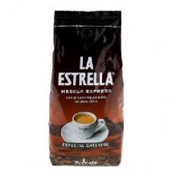 Cafe en grano la Estrella 1Kg 65% 35%