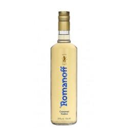 Vodka Romanoff Caramelo
