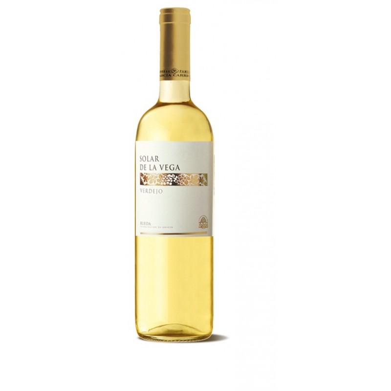 Vino Rueda Blanco Solar de la Vega blanco verdejo