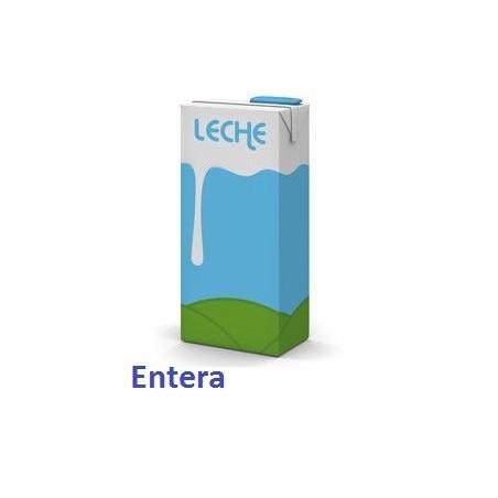 Leche Entera Brik 1 Lt.