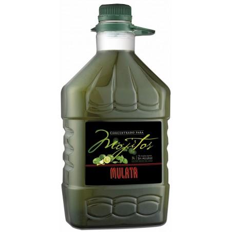Mojito Mulata 3 Lt. Sin alcohol
