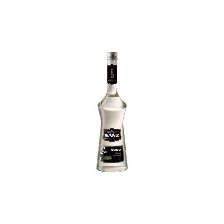 Jarabe Coco Sanz s/alcohol 0,70 cl