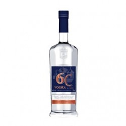 Vodka Citadelle 6C 0.70 cl 40º