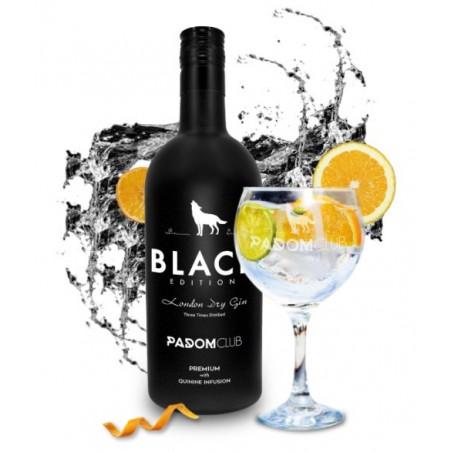 Padom Club Black Gin 0.70 cl. 40º