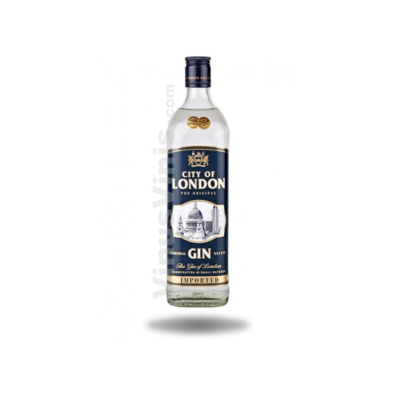 Ginebra City Of London 40º