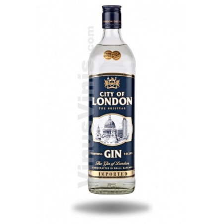 Ginebra City Of London 40º 0.70 cl.