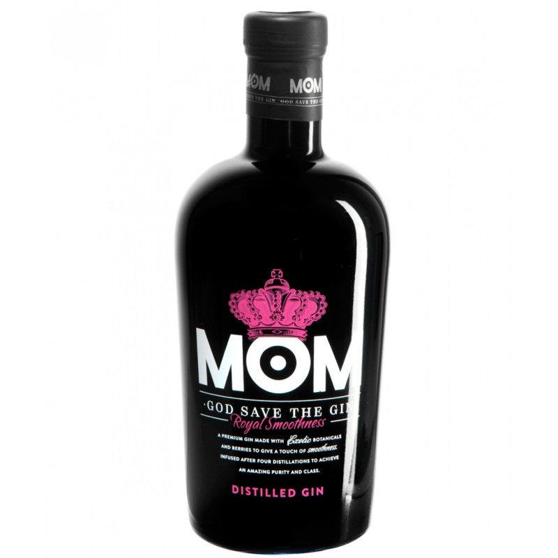 Mom Royal Smoothness Ginebra 0.70 cl