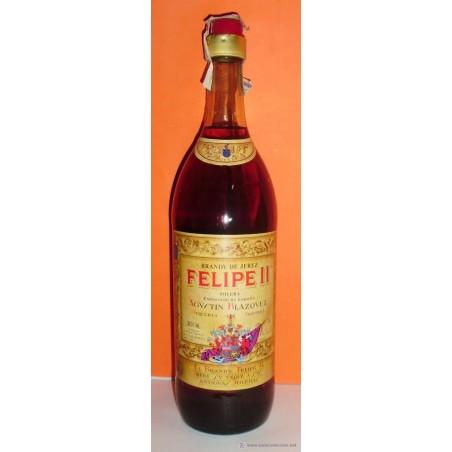 Brandy Felipe II 1 Litro 36,5º