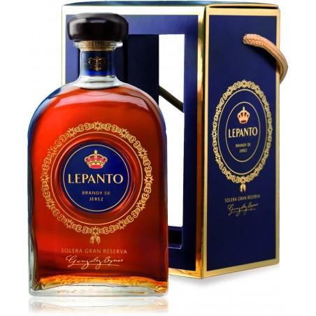 Brandy Lepanto 36º 0,70 cl.