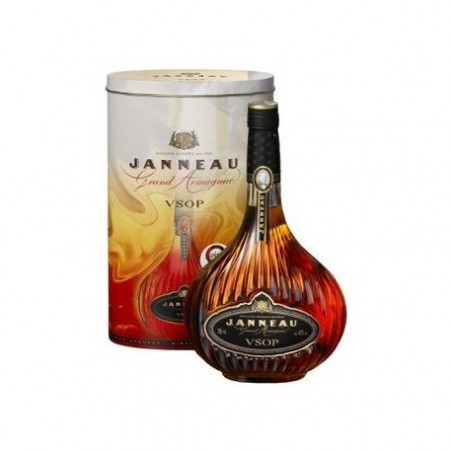 Coñac Janneau Grand Armagnac V.S.O.P. 0,70 cl. 40º