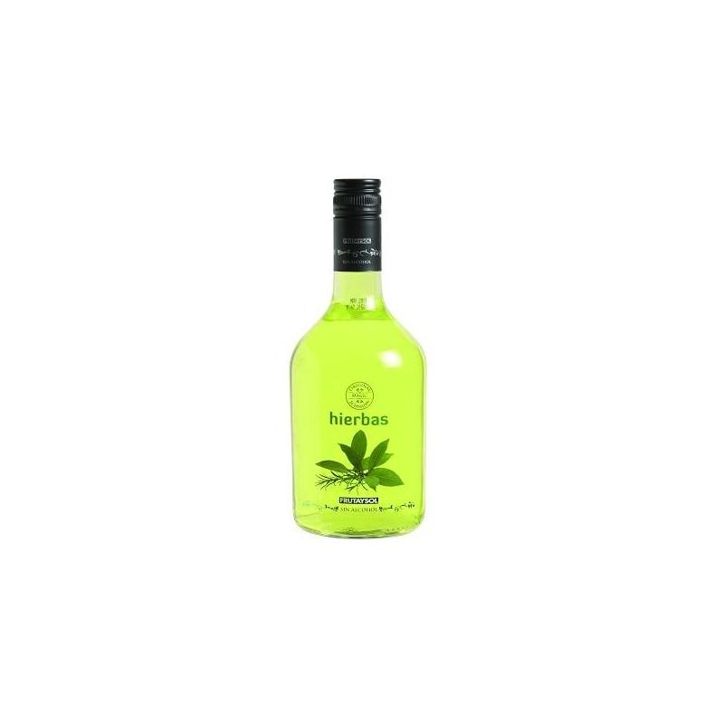 Frutaysol -Licor de hierbas sin alcohol-