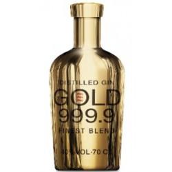 Ginebra Gold 999,9  40º 0,70 cl.