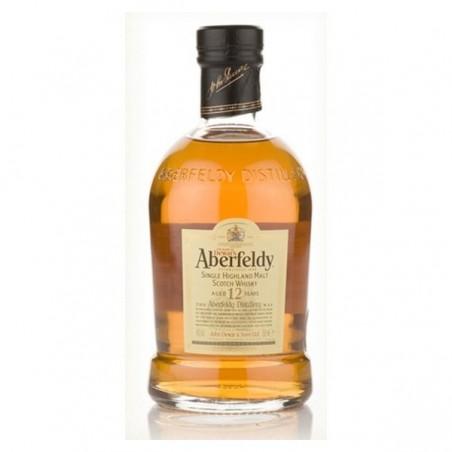 Whisky Alberfeldy 12 años 0,70cl. 40º