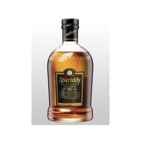 Whisky Alberfeldy 21 años 0,70cl. 40º