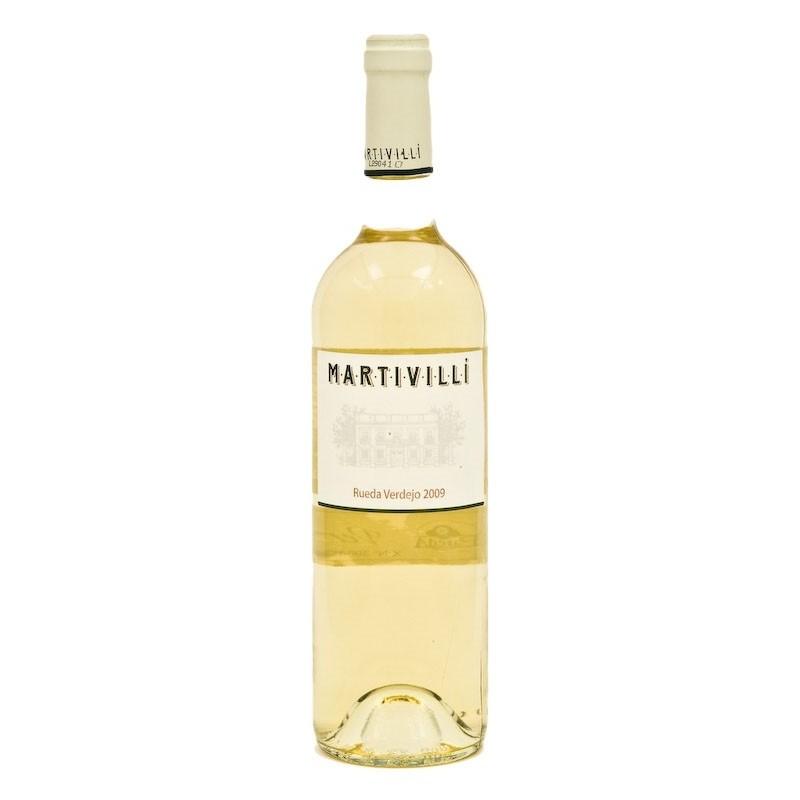 Vino Martivilli Blanco 2009
