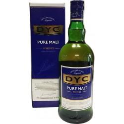 Whisky Dyc de Malta 0,70cl. 40º