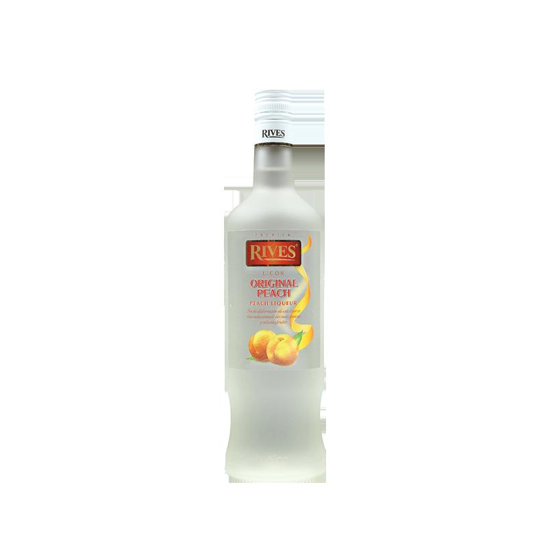 Licor de Melocoton Rives con Alcohol 20º