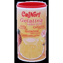 Gelatina Sabor Piña Calnort