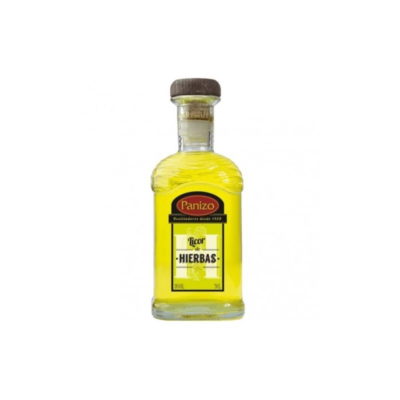 Licor Hierbas Panizo Frasca 0,70 cl.