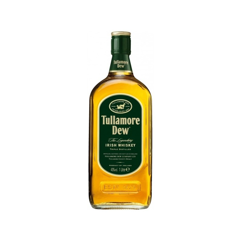 Whisky Tullamores 0,70