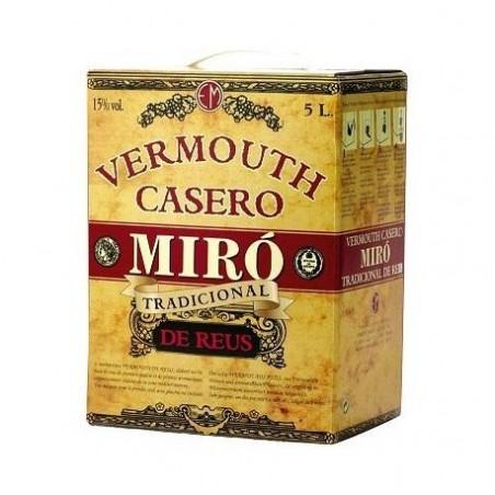 Vermouths Miro 5 Lt. 15º