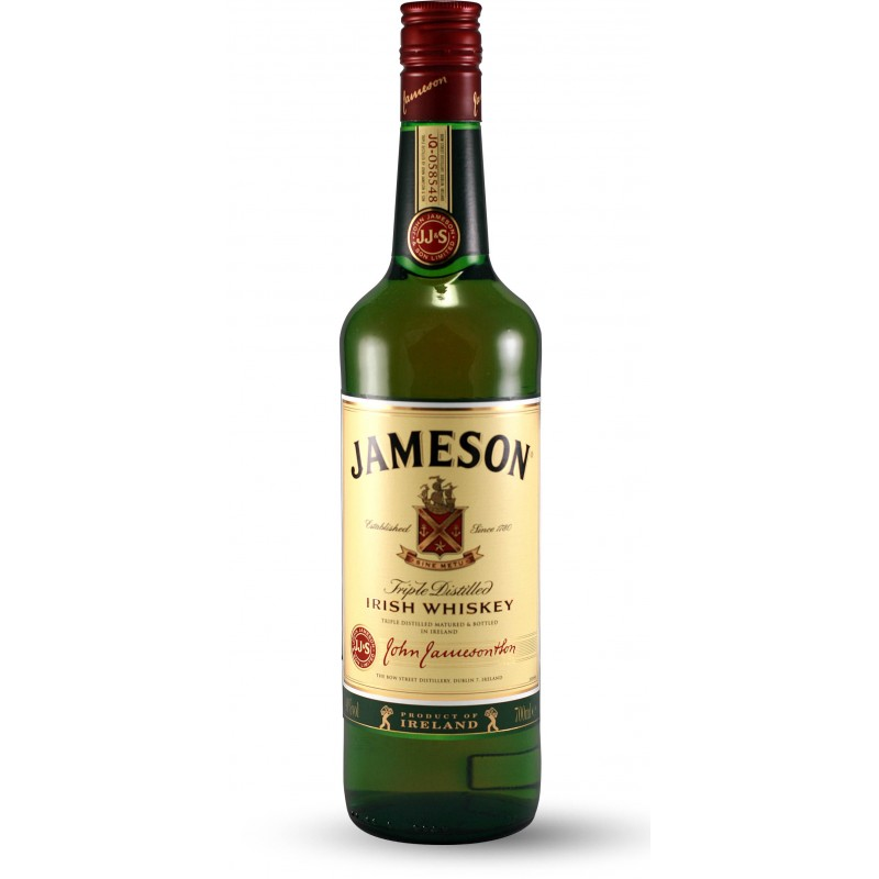 Whisky Jamerson 40º 0,70 cl.
