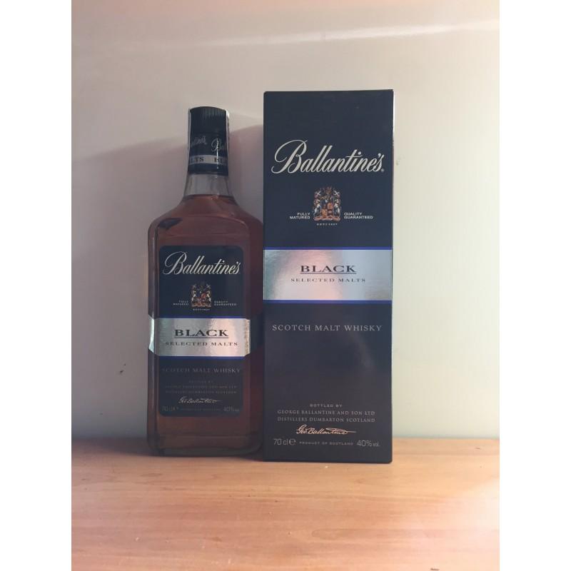 Whisky Ballantines Black Selected Malts 0,70