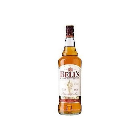 Whisky Bell  0,70cl.  40º