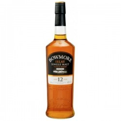 Whisky Bowmore 12 Años 0,70cl. 40º