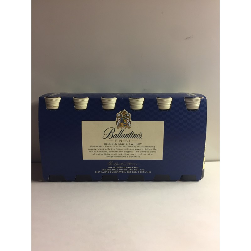 Miniatura Whisky Ballantines 5cl