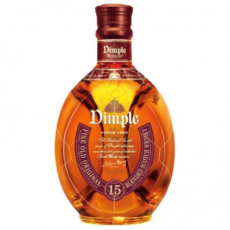 Whisky Dimple 40º