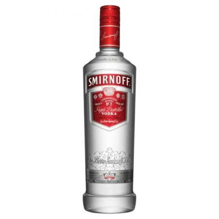 Vodka Smirnoff 0,70 cl. 37'5º