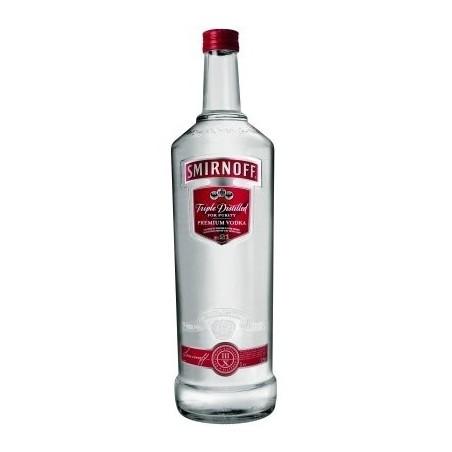Vodka Smirnoff 1 Lt.