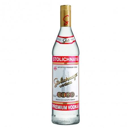 Vodka Stolichnaya 0,70cl. 40º