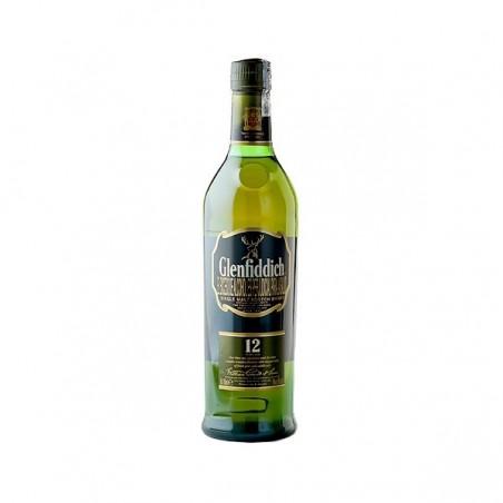 Whisky Glenfiddich 12 Años 0,70cl.  45º