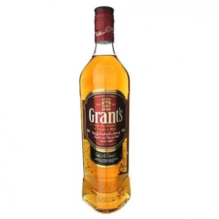 Whisky Grant's 5 Años 1 Lt.