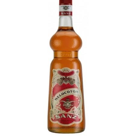 Jarabe Melocoton Sanz 1 Lt. Sin Alcohol