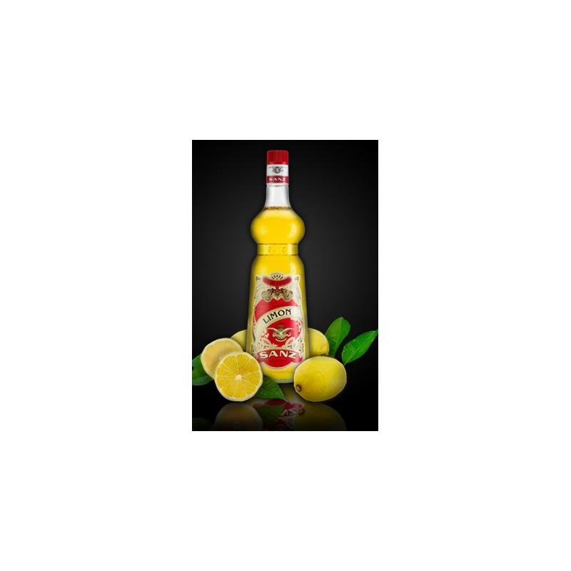Jarabe Limon Sanz s/alcohol 1 Lt.