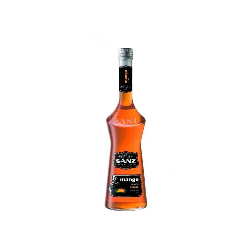 Jarabe Mango Sanz s/alcohol 0,70 cl.
