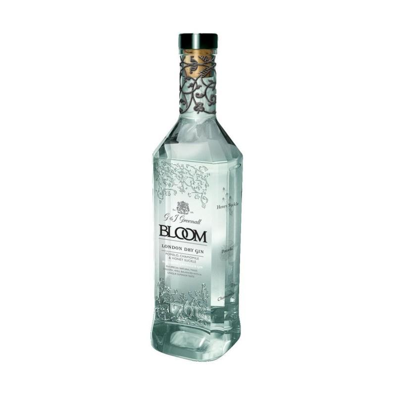 Ginebra Bloom 40º 0,70 cl