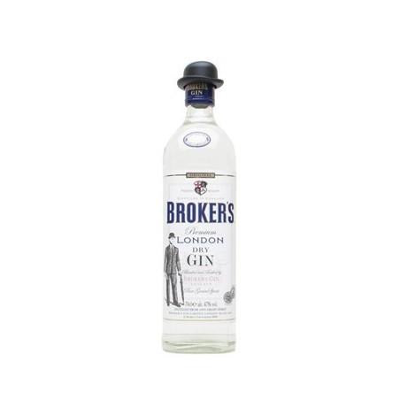 Ginebra Broker's 40º 0,70 cl.
