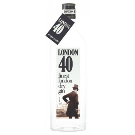 Ginebra London 40  0,70 cl