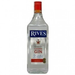 Ginebra Rives 0,70 cl. 37'5º