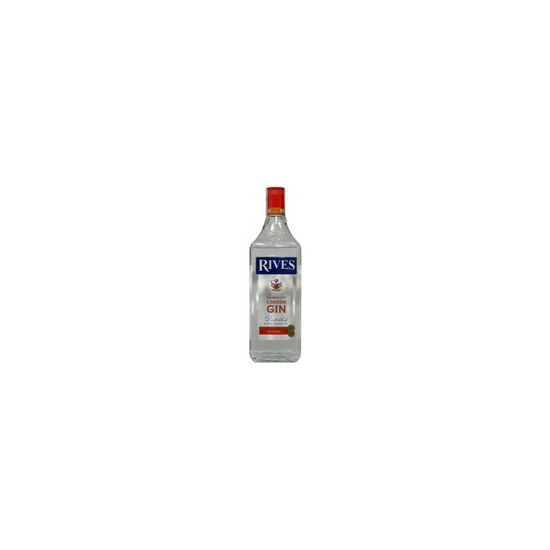 Ginebra Rives 0,70 cl.
