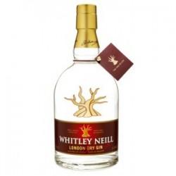 Ginebra Whitley Neill  42º  0,70 cl.