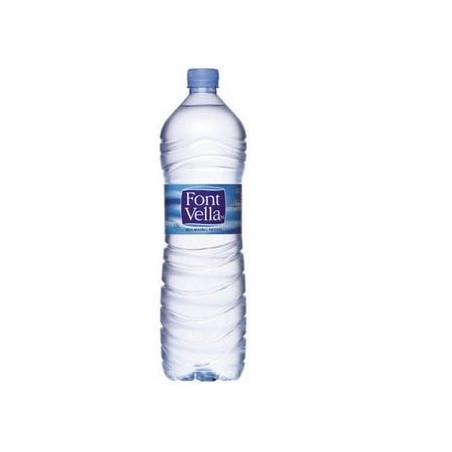 Agua Font Vella 1,5 Lt.